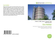 Couverture de Gas Holder