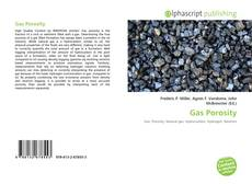 Gas Porosity kitap kapağı