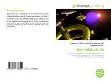 Обложка Konrad Rudnicki