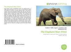 Portada del libro de The Elephant Man (Film)