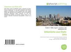 Обложка Urbanisme aux États-Unis