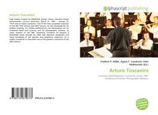 Обложка Arturo Toscanini