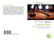 Bookcover of Indigenous Rights