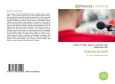 Capa do livro de Fatima Jinnah