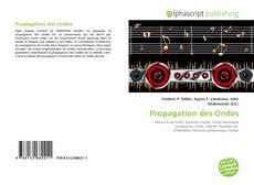 Borítókép a  Propagation des Ondes - hoz