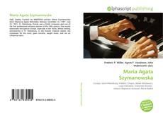 Bookcover of Maria Agata Szymanowska