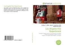 Portada del libro de Los Angeles Fire Department