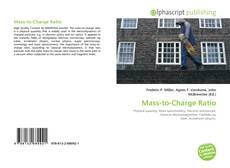 Capa do livro de Mass-to-Charge Ratio