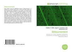 Bookcover of Détournement