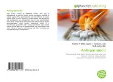 Обложка Antispasmodic
