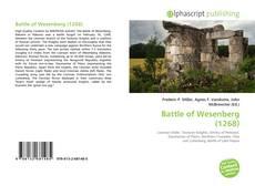 Buchcover von Battle of Wesenberg (1268)