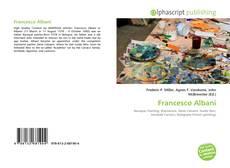 Francesco Albani的封面