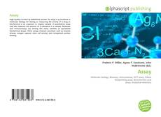 Bookcover of Assay