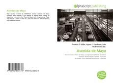 Avenida de Mayo kitap kapağı