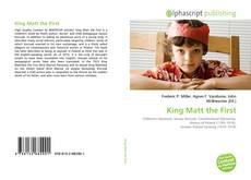 Portada del libro de King Matt the First