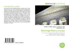 Обложка Domingo Ram y Lanaja