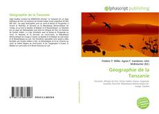 Géographie de la Tanzanie kitap kapağı