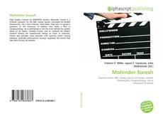 Bookcover of Mohinder Suresh