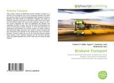 Copertina di Brisbane Transport
