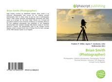 Capa do livro de Brian Smith (Photographer)