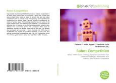 Robot Competition kitap kapağı