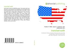 Bookcover of Ironclad oath