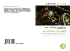 Borítókép a  Bataille de Halhin Gol - hoz