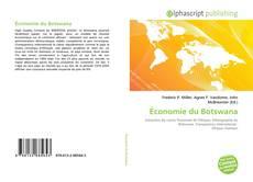 Bookcover of Économie du Botswana