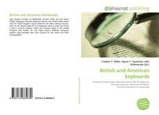 Portada del libro de British and American keyboards