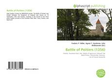 Bookcover of Battle of Poitiers (1356)