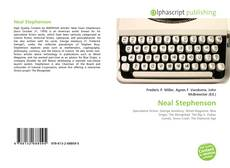 Bookcover of Neal Stephenson