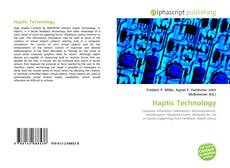 Bookcover of Haptic Technology