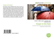 Portada del libro de Singin' in the Rain
