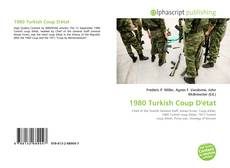 Bookcover of 1980 Turkish Coup D'état