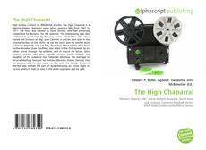 Обложка The High Chaparral
