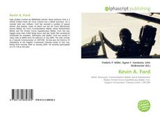 Bookcover of Kevin A. Ford