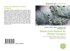 Bookcover of Monte Carlo Method for Photon Transport