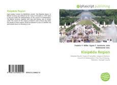 Bookcover of Klaipėda Region
