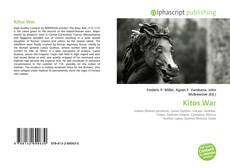 Обложка Kitos War