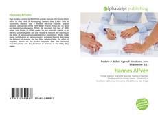 Buchcover von Hannes Alfvén
