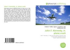Bookcover of John F. Kennedy, Jr. plane crash