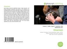 Bookcover of Ilmarinen