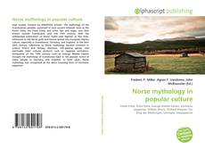 Обложка Norse mythology in popular culture