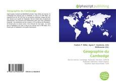 Géographie du Cambodge kitap kapağı