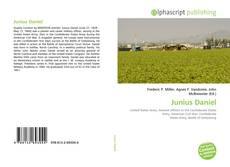 Buchcover von Junius Daniel