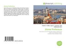 Bookcover of Ehime Prefecture