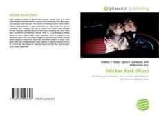 Bookcover of Wicker Park (Film)