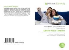 Copertina di Doctor Who fandom