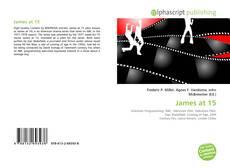 Capa do livro de James at 15