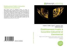Bookcover of Établissement Public à Caractère Industriel et Commercial